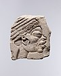 Sculptor's Trial Piece showing a Nubian Head MET DP234729.jpg