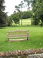 Seats in Chawton Recreation Ground - geograph.org.uk - 938043.jpg