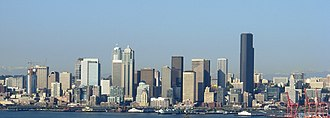 Pacific Northwest - Image: Seattle Skyline 02