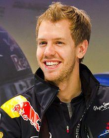 Sebastian Vettel 2011 Sebastian Vettel in Yokohama.jpg