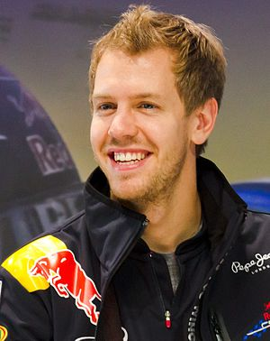 2011 Japanese Grand Prix - Sebastian Vettel required just a single championship point to secure his second successive world title in Japan.