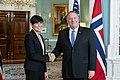 Secretary Pompeo Meets with Norwegian Foreign Minister Søreide (49056292667).jpg