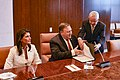 Secretary Pompeo Participates in a Meeting With Ambassador Haley and Secretary General Guterres (43484182372).jpg