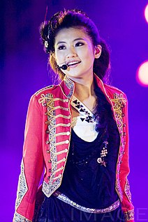 Selina Jen Taiwanese singer, actress and television host