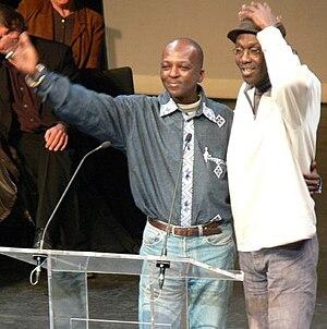 Touré Kunda - Ismael and Sixu Tidiane in 2006