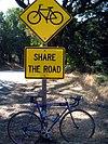 Share the Road Bike - panoramio.jpg