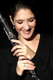 Sharon Kam German clarinetist