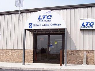 Lakeshore Technical College - Image: Sheboygan Wisconsin LTC SLC