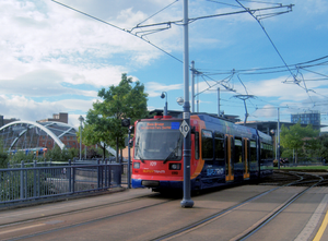 Sheffield Supertram 2010