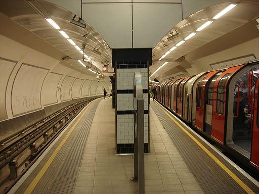Shepherds Bush tube station 040