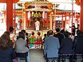 Shichigosan at Ikuta Jinja Shrine.JPG