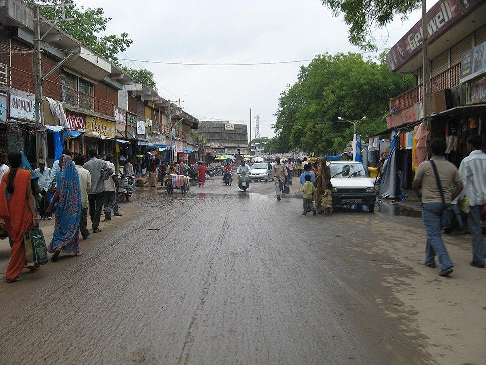 Shimla Gate Market Palanpur