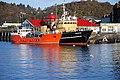 Ships moored at Oban's North Pier - geograph.org.uk - 280498.jpg