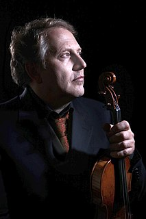 Israeli violin virtuoso, violist and conductor