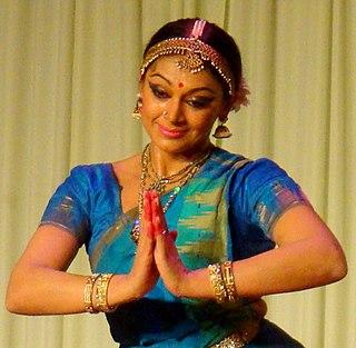 Shobana Indian actress and dancer