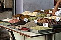 Shop selling spices, at Khari Baoli, Old Delhi.jpg