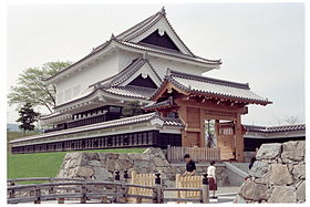 Image illustrative de l'article Château de Shōryūji