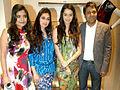 Shraddha Kapoor at Marc Cain store launch.jpg