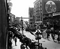 Shriner's parade on 2nd Ave, Seattle, July 13, 1915 (CURTIS 401).jpeg