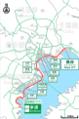 Shutoko expwy wangan route.png