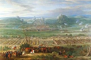 Siege of Besançon