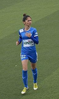 Sibel Duman Turkish woman footballer