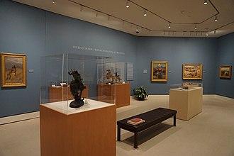 Sid Richardson Museum - Image: Sid Richardson Museum September 2018 2