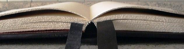 Side book flat