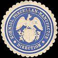 Siegelmarke Direction - Koenigliche Porcellan - Manufactur KPM W0219796.jpg