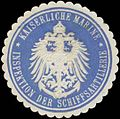Siegelmarke K. Marine Inspektion der Schiffsartillerie W0357429.jpg