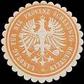 Siegelmarke Landtag für die Provinz Schleswig-Holstein W0326010.jpg