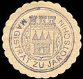 Siegelmarke Magistrat zu Jarotschin W0229405.jpg