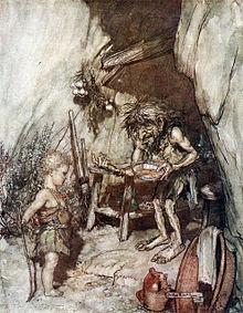 Resultado de imagen de Hadas y Nibelungos