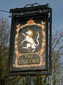 Sign of The Unicorn - geograph.org.uk - 1136926.jpg