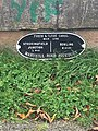 Sign over Maryhill Road, Forth And Clyde Canal, Aqueduct.jpg