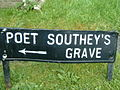 Sign southey.JPG