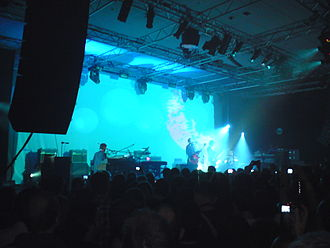 Sigur Rós - Sigur Rós performing in Bournemouth, United Kingdom, 2008