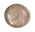 Silvermedalj, ca 1700 - Skoklosters slott - 109562.tif