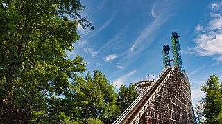 Silverwood Theme Park Amusement park in northern Idaho, U.S.