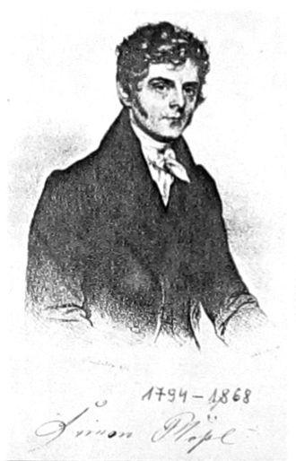 Simon Plössl - Simon Plössl
