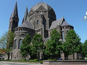 Geldrop - Image: Sint Brigidakerk (Geldrop) P1060767