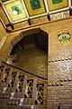 Sint Hubertus Hoge Veluwe 0049 - Main hal stairs (detail).jpg