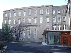 Dominican College Sion Hill - The original school building
