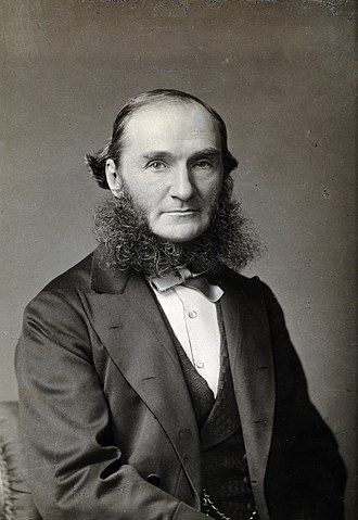 Alexander Russell Simpson - Image: Sir Alexander Russell Simpson. Photograph. Wellcome V0027177