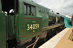 Sir Archibald Sinclair at Sheffield Park station (2311).jpg