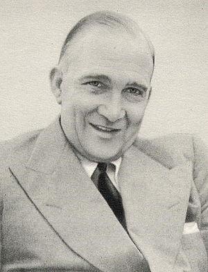 Foster Robinson - Foster G Robinson as Chairman of E. S. & A. Robinson 1944.