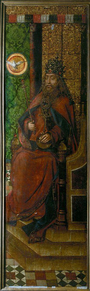 Michael Sittow - Passion Altarpiece in St. Nicholas' Church, Tallinn
