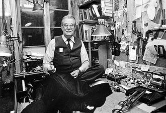 Tailor - Master Tailor. Agne Wideheim Sweden 1918-2007.