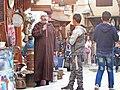 Smith's Quarter at Medina of Fés, Morocco.jpg