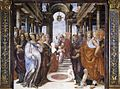 Sodoma - The Presentation of the Virgin in the Temple - WGA21559.jpg